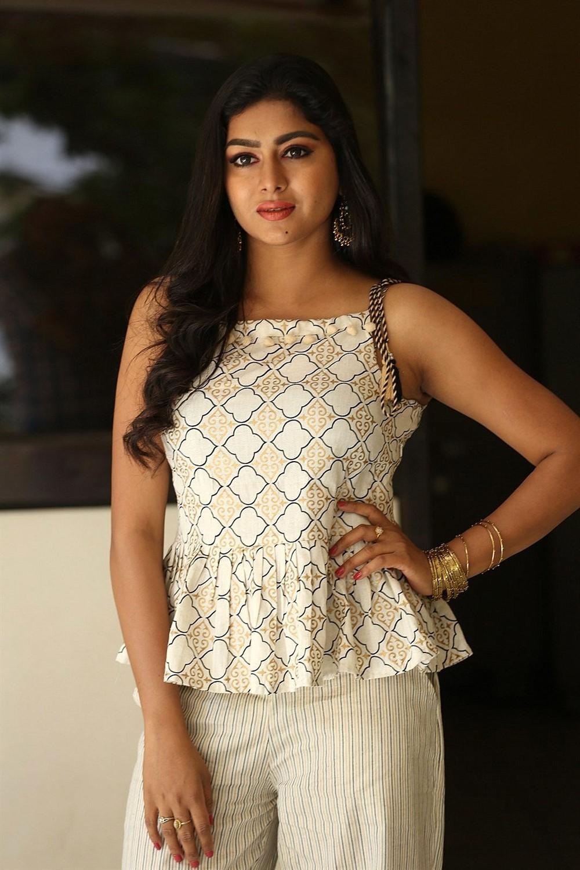 Actress Akshatha Photos @ Special Movie Trailer Launch