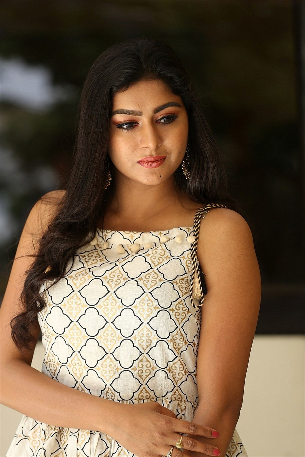 Actress Akshatha Srinivas New Photos @ Special Movie Trailer Launch