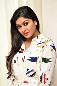 Actress Sai Akshatha New Pics @ Holi Bash 2018 Poster Launch