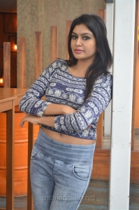 Telugu Actress Sai Akshatha Photo Gallery