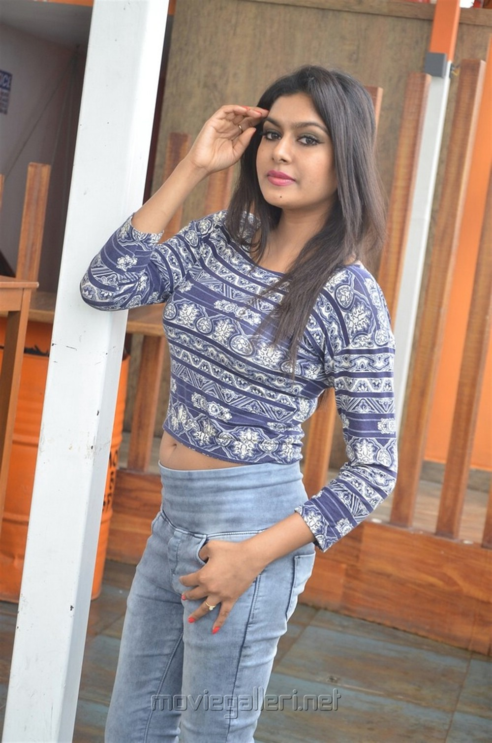 Telugu Actress Sai Akshitha Photos