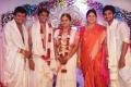 Sai Kumar Daughter Marriage Photos