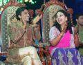 Sai Kumar Daughter Jyothirmayi Krishna Khalguna Marriage Stills