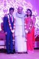 Sai Kumar father PJ Sharma at Jyothirmayi Wedding Reception Photos