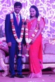 Jyothirmayi Krishna Khalguna Wedding Reception Photos