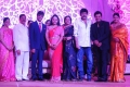 Rajasekhar, Jeevitha at Sai Kumar Daughter Wedding Reception Photos