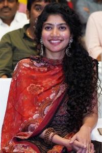 Actress Sai Pallavi Images @ Love Story Movie Pre Release
