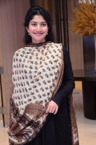 Actress Sai Pallavi Pics @ Love Story Success Meet