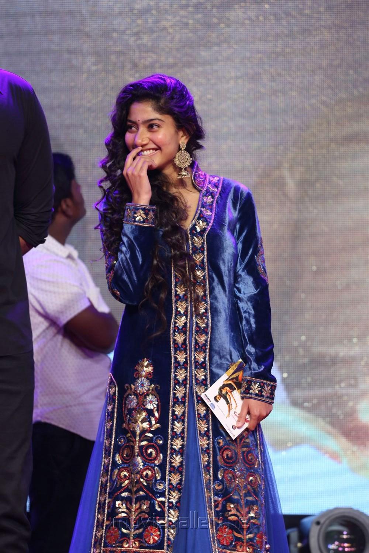 Beautiful Stills of Sai Pallavi at Fidaa Audio Release