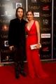 Apoorva and Shilpa Agnihotri at the red carpet of SAIFTA