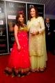 Rakshanda Khan and Shalmali Kholgade at red carpet of SAIFTA