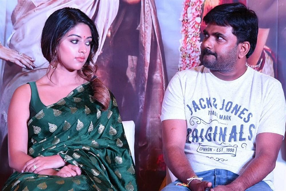 Sailaja Reddy Alludu Blockbuster Press Meet Stills