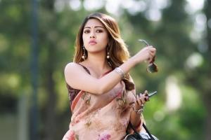 Actress Anu Emmanuel in Sailaja Reddy Alludu Movie HD Photos