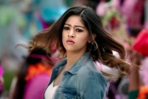 Sailaja Reddy Alludu Movie Actress Anu Emmanuel HD Photos