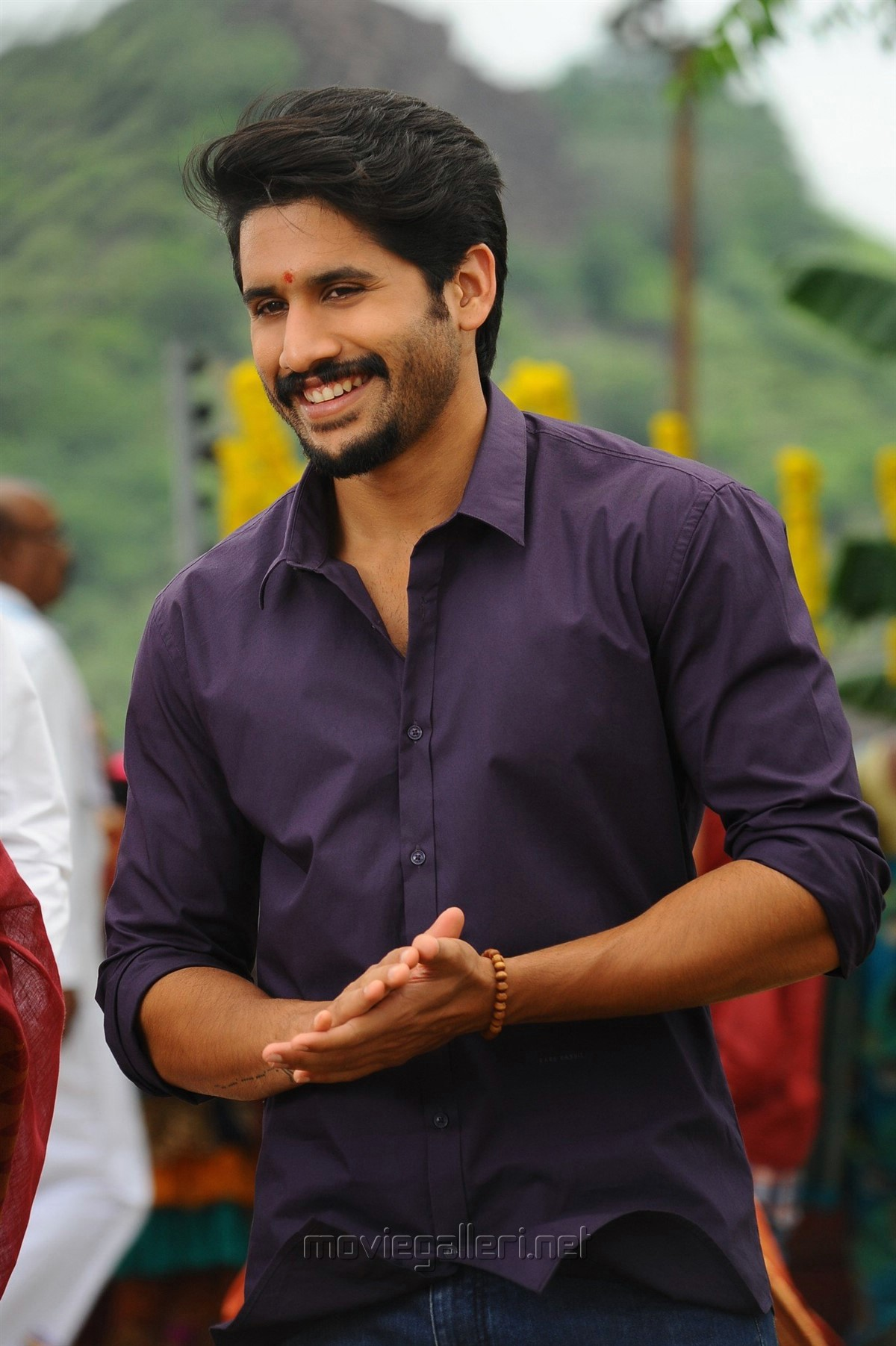 Actor Naga Chaitanya in Sailaja Reddy Alludu New Photos HD