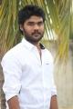 Actor Adarsh @ Sainthadu Sainthadu Movie Team Interview Stills