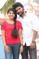 Anu Krishna, Adarsh @ Sainthadu Sainthadu Movie Team Interview Stills