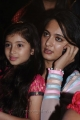 Baby Sara, Anushka Shetty @ Saivam Movie Audio Launch Stills