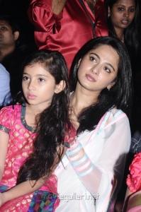 Baby Sara, Anushka @ Saivam Movie Audio Launch Stills