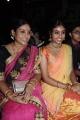 Saranya Ponvannan with her Daughter @ Saivam Movie Audio Launch Stills