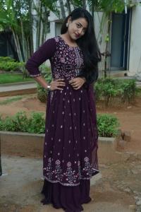 Actress Tharuni Singh @ Sakala Gunabhi Rama Press Meet Stills