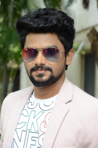 Actor Sunny @ Sakala Gunabhi Rama Press Meet Stills