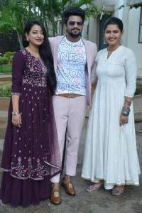 Tharuni Singh, Sunny, Ashima Narwal @ Sakala Gunabhi Rama Press Meet Stills
