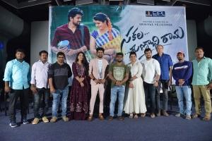 Sakala Gunabhi Rama Movie Press Meet Stills
