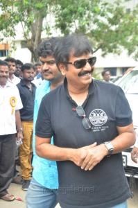 Actor Vivek @ Sakka Podu Podu Raja Trailer Launch Stills