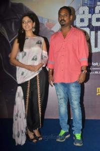 Vaibhavi Shandilya, Sethuraman @ Sakka Podu Podu Raja Trailer Launch Stills