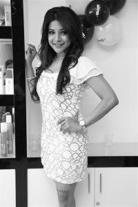 Actress Sakshi Agarwal at Toni & Guy Essensuals Kolathur Launch Photos
