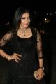 Actress Sakshi Agarwal Stills in Black Dress @ Filmfare Awards 2017 South