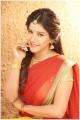 Actress Sakshi Agarwal Saree Latest Photoshoot Images
