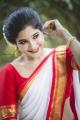 Actress Sakshi Agarwal Saree Photoshoot Images