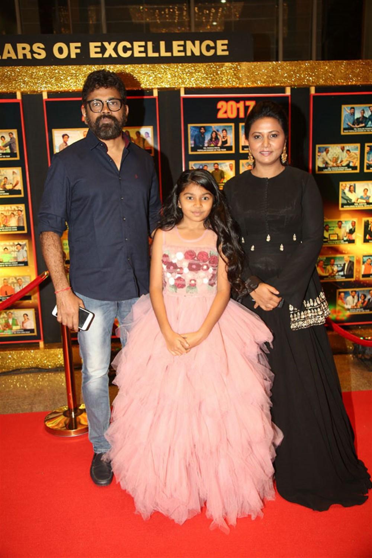 Sukumar @ Sakshi Excellence Awards Red Carpet Photos