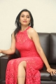 Telugu Model Sakshi Kakkar in Red Dress Stills
