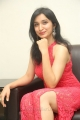 Telugu Heroine Sakshi Kakkar Red Dress Stills