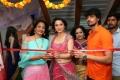 Sushila Bokadia, Sakshi Kakkar inaugurates Silk India Expo 2017 Photos