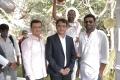 Producer Vijay Kiragandur @ Prabhas Salaar Movie Launch Stills