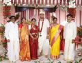 Salem RR Biryani Tamilselvan daughter Wedding Photos