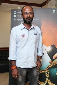 Salim Movie Success Meet Stills