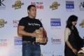 Salman Khan Promotes Dabangg 2 at The Park, Hyderabad