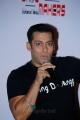 Salman Khan at Dabangg 2 Promotions at The Park, Hyderabad
