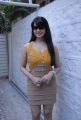 Actress Saloni Latest Hot Photoshoot Pics in Sleeveless Dress