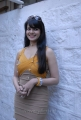 Actress Saloni Latest Photoshoot Pics in Sleeveless Dress