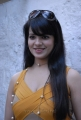 Telugu Actress Saloni Aswani in Sleeveless Dress Hot Pics