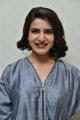 Actress Samantha Akkineni Images @ Abhimanyudu Movie Press Meet