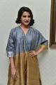 Telugu Actress Samantha Images @ Abhimanyudu Press Meet