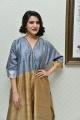 Actress Samantha Akkineni Images @ Abhimanyudu Press Meet