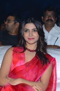 Actress Samantha Akkineni New Pics @ Jaanu Movie Pre Release